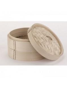 Cuocivapore bambù cm.20 Paderno