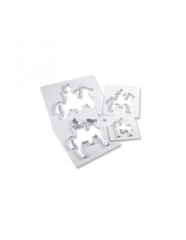 stampo San Martino monoporzione plastica SWA110