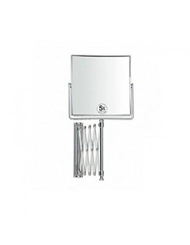 Specchio da muro ingrandimento 5x5 braccio allungabile - Specchio ingrandimento ...