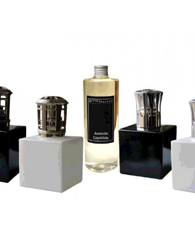 Ricariche universali per lampada catalitica  Divinessenze 500 ml