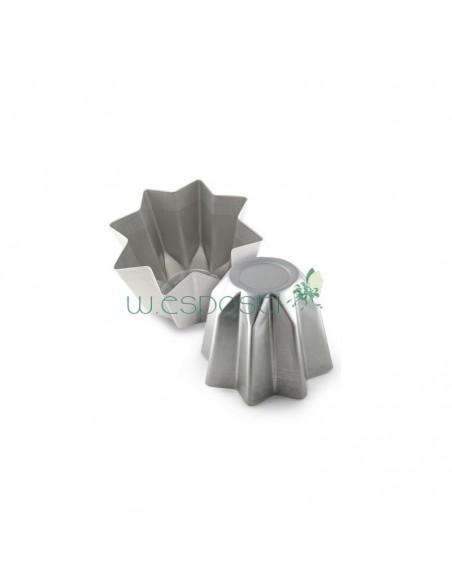 Stampo pandoro kg.0.75 in alluminio