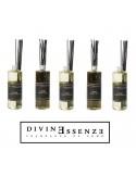 Ricariche per diffusore Divinessenze a bastoncini da 100 e 250 ml