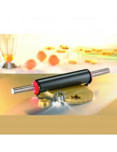 Mattarello Gefu a spessore regolabile in acciaio inox