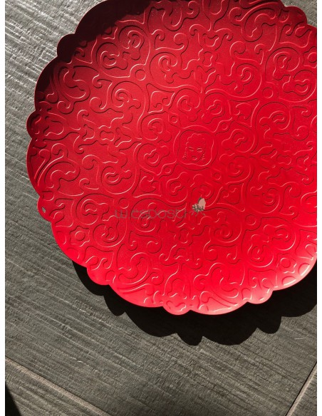 Dressed Marcel Wanders tray Alessi
