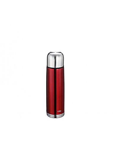 Red thermos 1 lt. Cilio Premium