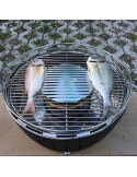 Lotus grill small and XL- Charcoal barbecue easy to clean , no smoke