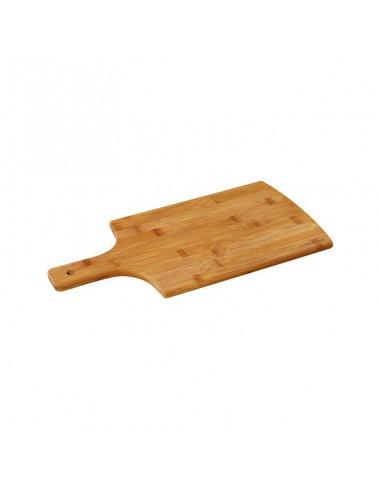 Chopping board with handle by Zassenhauss