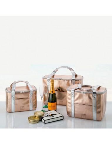 Cooler bag - Be Cool - 20 lt - silver -