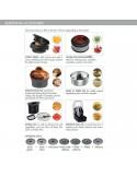 Kit cucina creativa Magimix : 3 dischi con scatola