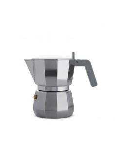 Alluminio coffee maker Alessi Moka by David Copperfield