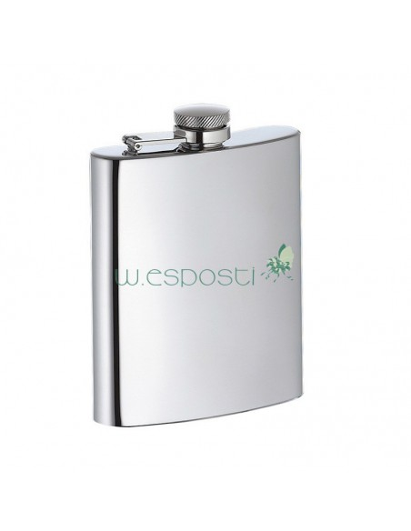 Flask with funnel 200 ml Cilio