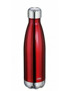 Bottiglie termiche Cilio 0,5 e 0,75 lt