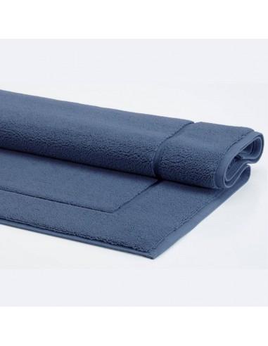 Tappeto da bagno London 60x100 color blu Denim