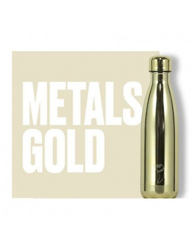 Thermal bottles Chrome series by Chilly's