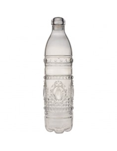 Mini bottle Evergreen transparent