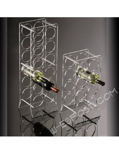 Cantinetta plexiglass 8 / 12 bottiglie
