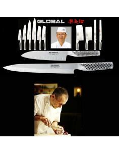 Global - Ham/Salmon Slicing Knife - G.65