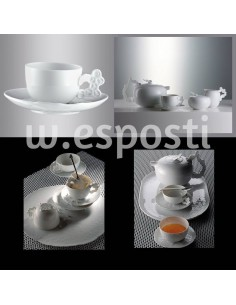 Tazze caffè con piattino Landscape - Patricia Urquiola per Rosenthal