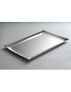 Linea Q tray by Sambonet