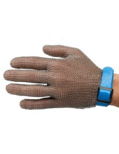 Stainless Steel Mesh Hand Glove - Cut Resistant