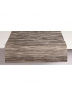 Runner/corsia da tavolo in vinile Bambù dune Chilewich 36x183cm